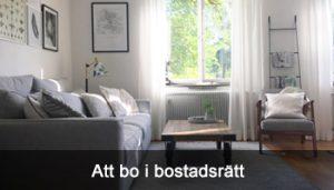 att-bo-i-bostadsrätt